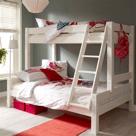 triple bunk bed kidz beds triple bunk bed jellybean ireland