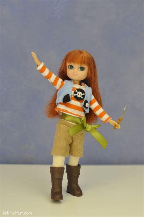 lottie doll pirate review lottie dolls be a