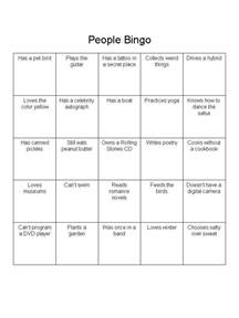 icebreaker template how to play the breaker bingo the