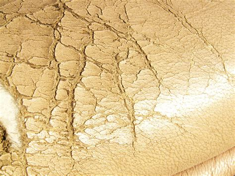 Leather Cracking by Free Cracked Leather 1 Stock Photo Freeimages