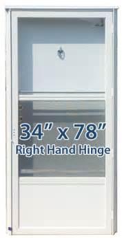 mobile home screen door screen doors 32x74 mobile home car interior design