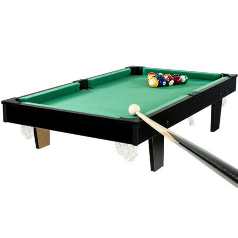 mini tavolo da biliardo mini pool tavolo da biliardo incl accessori dimensioni