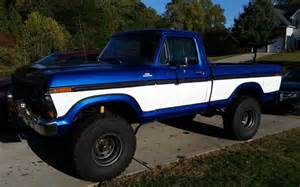 Build Your Ford Truck Look At This Awesome 1977 Ford F 150 Build Ford Trucks