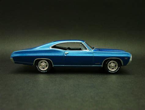Diecast Greenlight 1967 Chevrolet Impala Ss Skala 1 64 Seri Route 6 diecast hobbist 1967 chevrolet impala ss