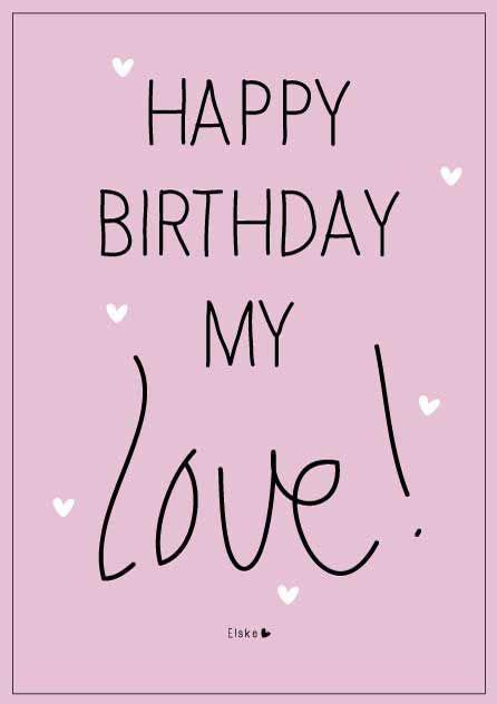 imagenes romanticas feliz cumpleaños happy birthday my love imagenes romanticas im 225 genes