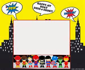 planning a superhero birthday party on a budget nheng s