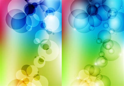 colorful wallpaper pack colorful bubble wallpaper vector pack download free