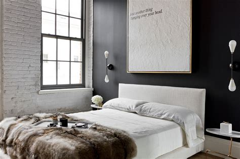 Mid Century Modern Wall Sconce Industrial Bedroom Ideas Photos Trendy Inspirations