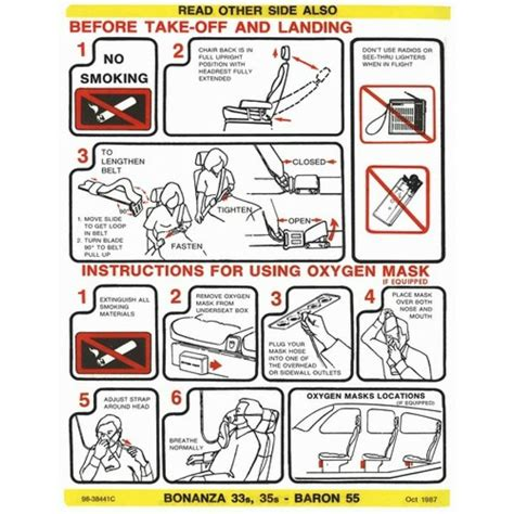 airplane safety card template aircraft safety card template 28 images airplane