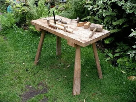 bodgers bench carving bench brians pinterest