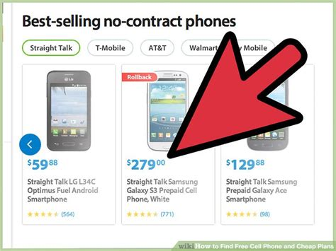 4 phone plan how to find free cell phone and cheap plans 11 steps