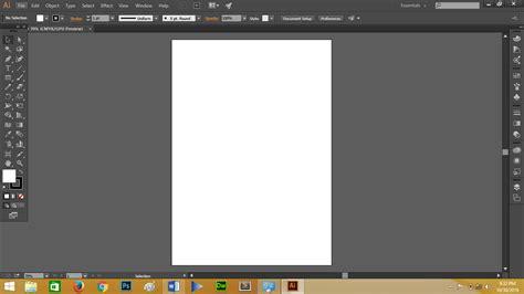 desain brosur dengan adobe illustrator memberi efek arsir pada gambar dengan adobe illustrator