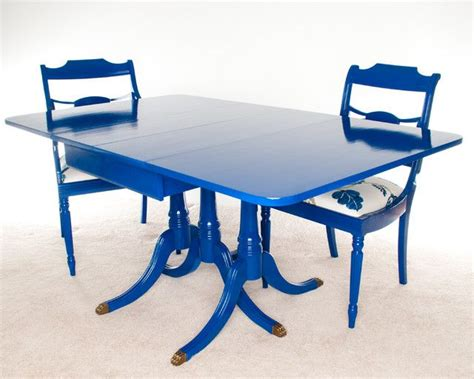 blue dining room table excellent ideas blue dining table stylish cobalt blue