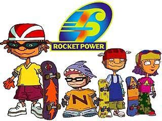 Raket Power 99 rocket power rockets and the times on