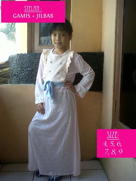 Gamis Anak Size 8 By Almia 11 best images about gamis anak terbaru on 10