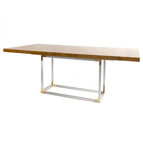 Jonathan Adler Table L by Bond Dining Table Modern Dining Tables Jonathan Adler