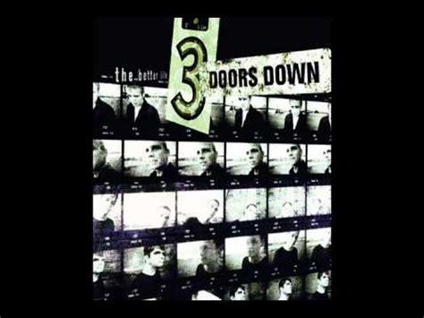 3 doors of own
