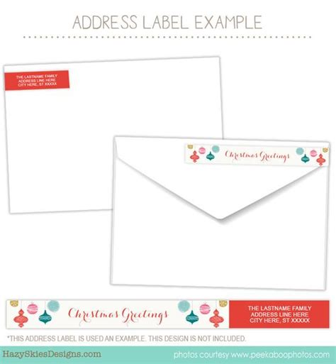 Card Mailing List Template by Card Templates Kraft
