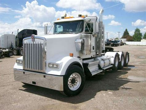 kenworth fuel truck for sale kenworth w900 fuel trucks lube trucks for sale used