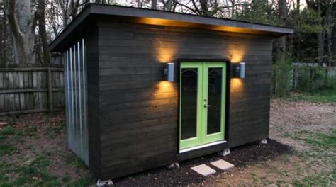 backyard studio plans backyard studio tiny house plans