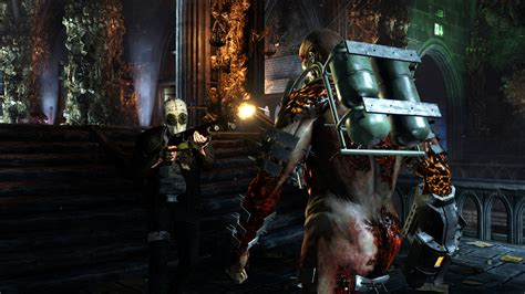 killing floor 2 shows action enemies and gore in new launch trailer
