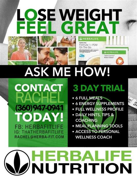 x weight loss distributor 17 best images about herbalife flyers on