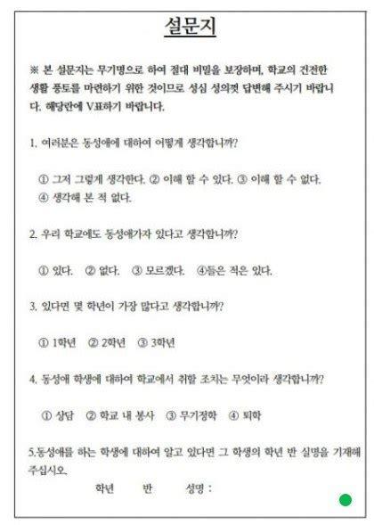 preguntas para detectar problemas familiares korean student gives the best response to a survey about