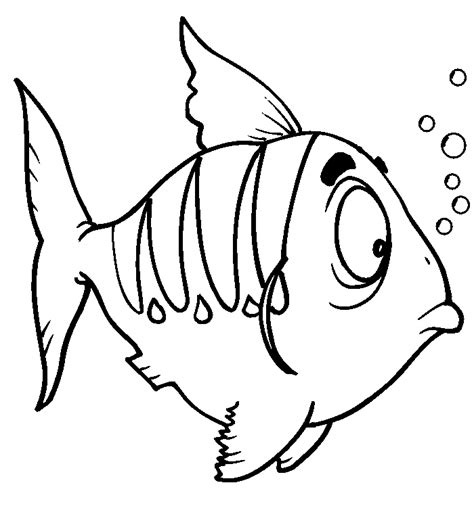 tropical fish coloring page az coloring pages