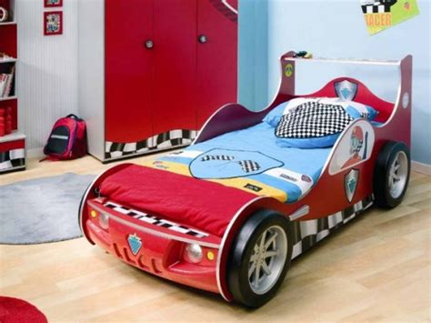 Ferrari Bettw Sche by 50 Ideen F 252 R Traumhaftes Auto Kinderbett Modernes