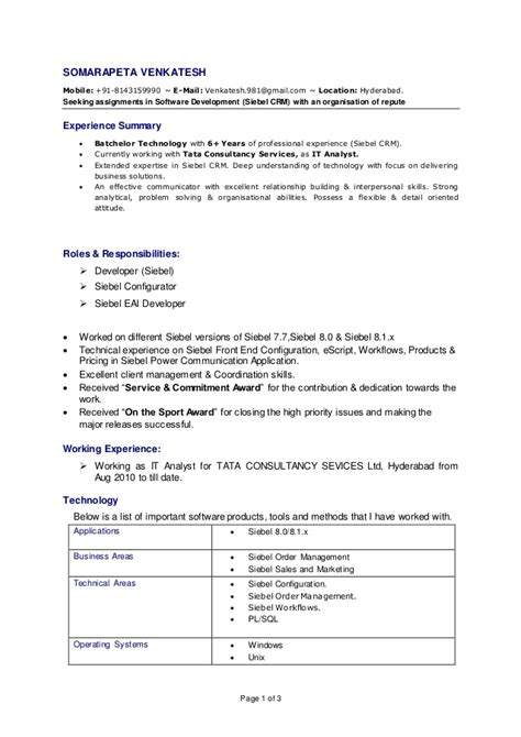 venkatesh somarapeta resume