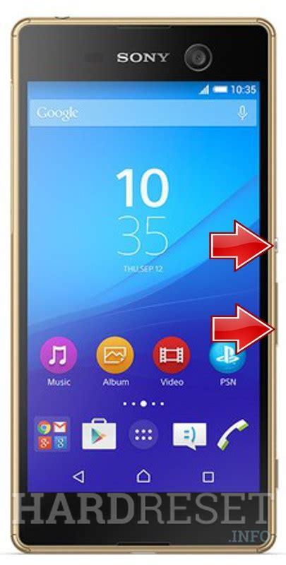 Fleksibel On Volume Sony Xperia E5603 M5 sony xperia m5 e5603 how to reset my phone