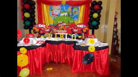fotos de decoraciones de promociones decoracion de cars decocandy youtube