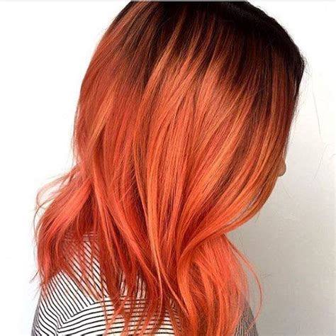 coral hair color 17 best ideas about coral hair on coral hair