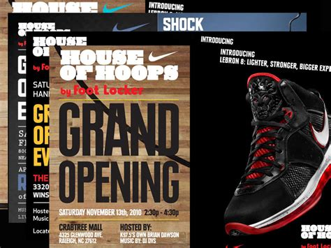 house of hoops locations new house of hoops locations foot locker blog