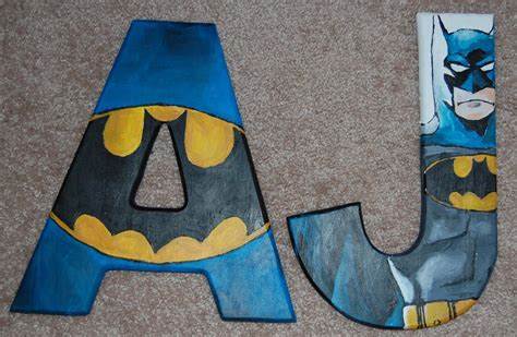 Letter Batman Batman Letters By Emilooskees On Deviantart