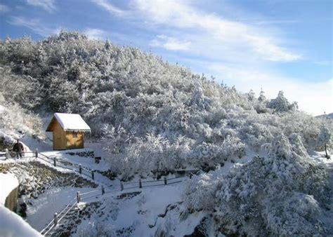 Winter Yellow yellow mountain winter snow