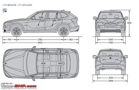 car dimensions in dimension bmw x1 2017 ototrends net