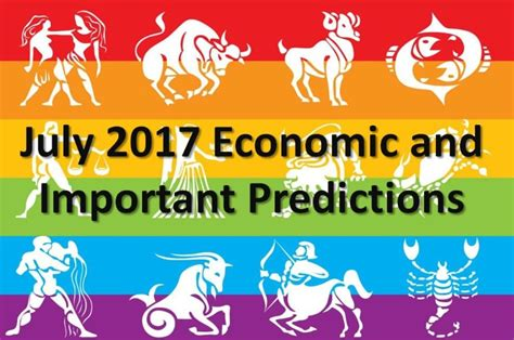 2017 horoscope predictions july 2017 horoscope predictions finance and most important