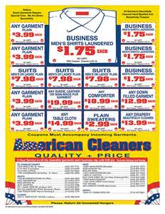 American Cleaners Printable Coupons Moneymailer
