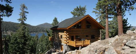 Log Home Builders Association   Build your own homes or
