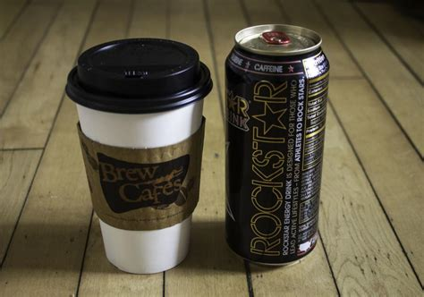 energy drinks vs coffee 12 facts you didn t about coffee