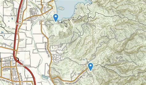 map ukiah california best trails near ukiah california alltrails