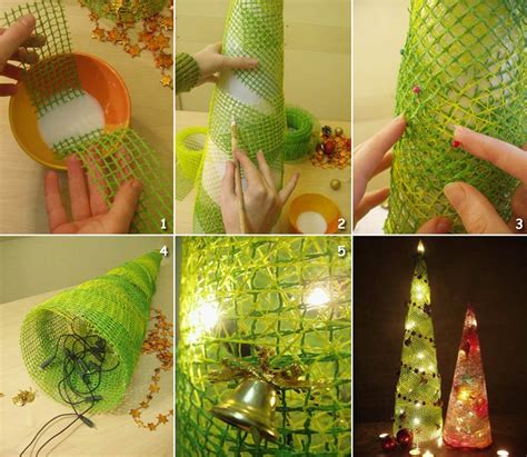 Handmade Tree Decorations Ideas - 11 creative tree ideas