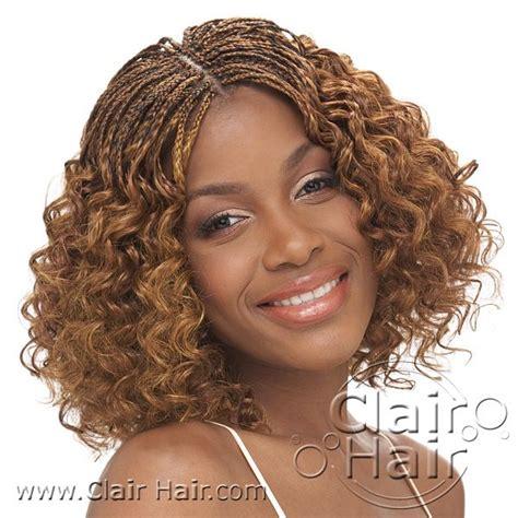 easy pin up hairstyles cor microbraides spiral deep curl braids braid hairstyles hair style and
