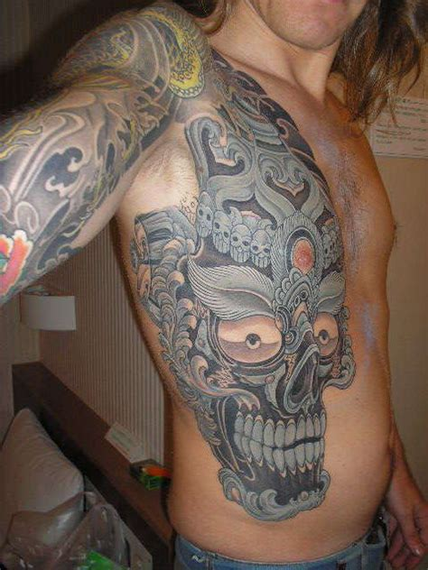 underbutt tattoos skull tattoos designs for meanings and ideas for