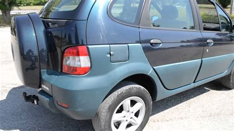 renault scenic 2002 automatic 2002 renault scenic rx ja pictures information and
