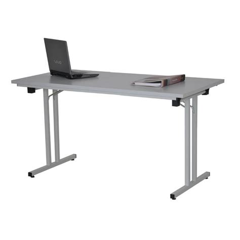 table bureau pliante table pliante l160 x p80 cm bureau d 233 p 244 t