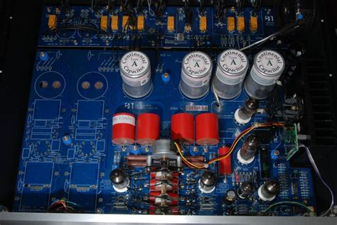 review aria wv xl  stage  tube preamp http