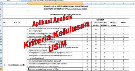 format analisis beban kerja pns download aplikasi excel analisis kelulusan siswa us m