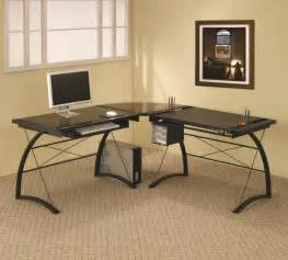 Modern Desks Ikea Modern Corner Computer Desk Design Ideas For Home Office Minimalist Desk Design Ideas